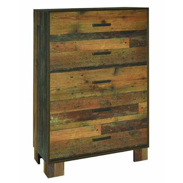 Choe 5 Drawer Chest by Foundry Select