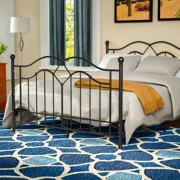 Krista Metal Platform Bed by August Grove