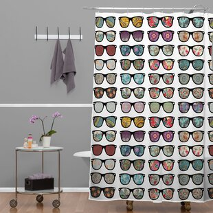 See Through Top Shower Curtain | Wayfair