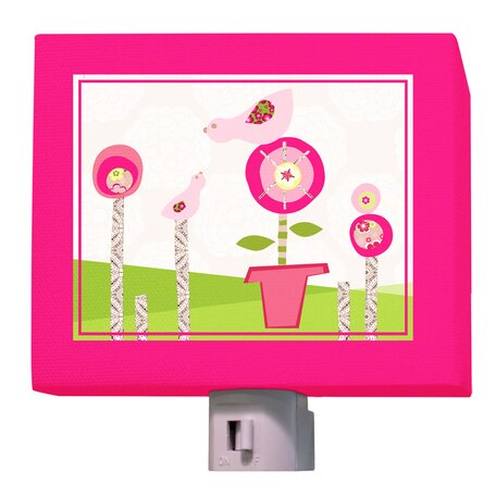 Afternoon Gossip Night Light by Oopsy Daisy