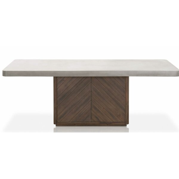 Rousseau Dining Table by Union Rustic