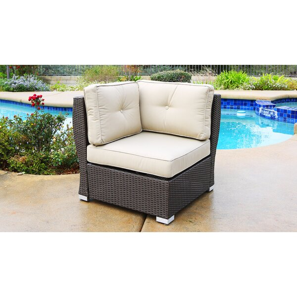 Leib Patio Chair with Cushions by Latitude Run