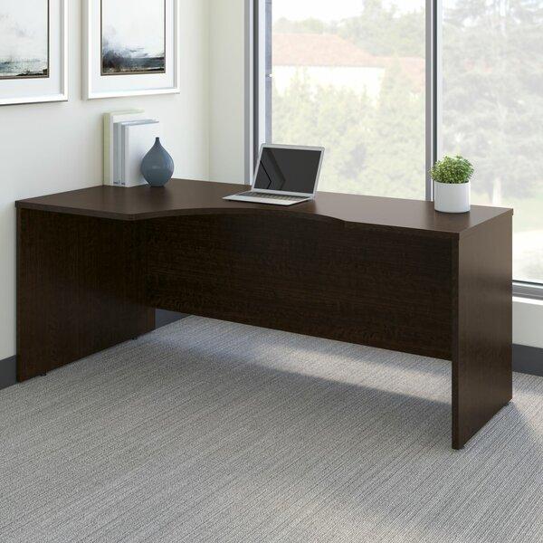 Series C Elite Left Hand Corner Desk Shell