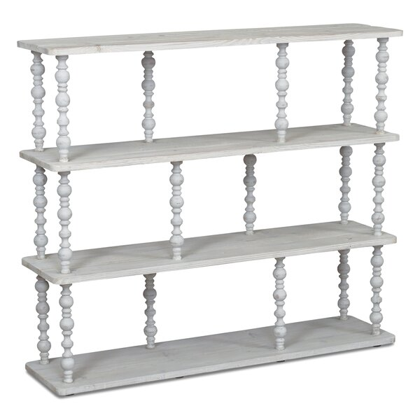 Wyncote Etagere Bookcase by Rosecliff Heights
