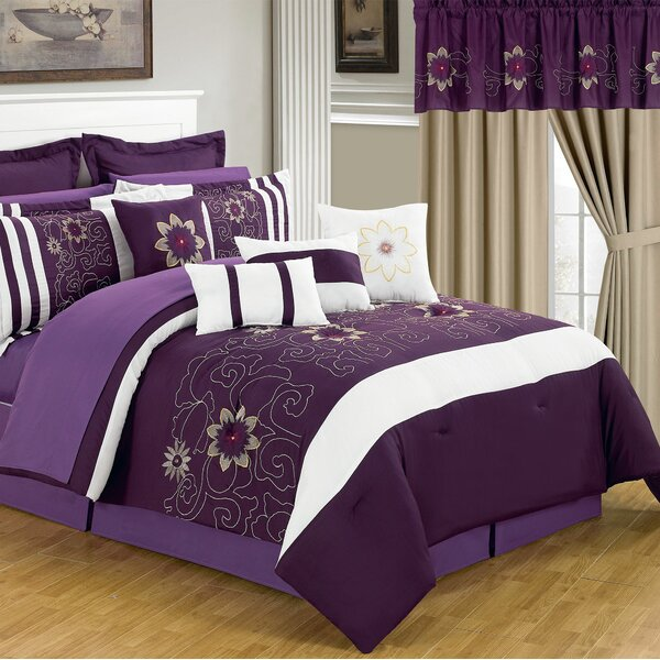 Comforter Set by Plymouth Home