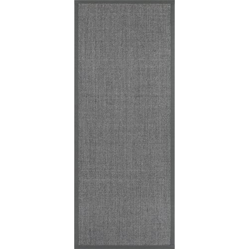 Livos Grey Rug Union Rustic Rug Size: Runner 80 x 350cm