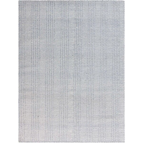Lynnfield Hand-Tufted Blue Area Rug by Union Rustic
