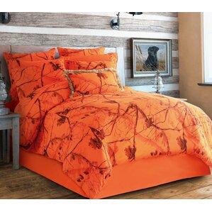 camouflage bedroom set. Realtree AP Blaze 3 Piece Twin Reversible Comforter Set Camo Bedding Sets You ll Love  Wayfair