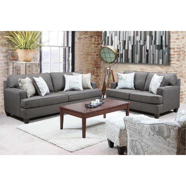 Lipford Configurable Living Room Set By Latitude Run Best #1