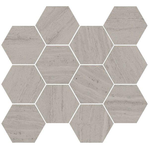 Coastline Monterey 4 x 4 Porcelain Wood Look Tile
