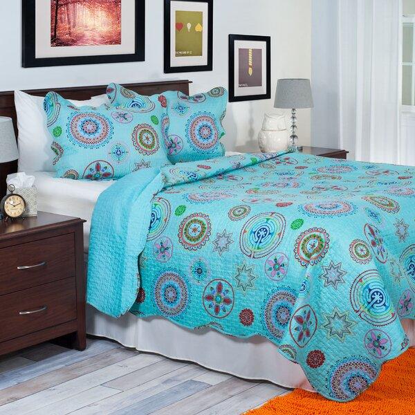 Serena Quilt Set by Lavish Home