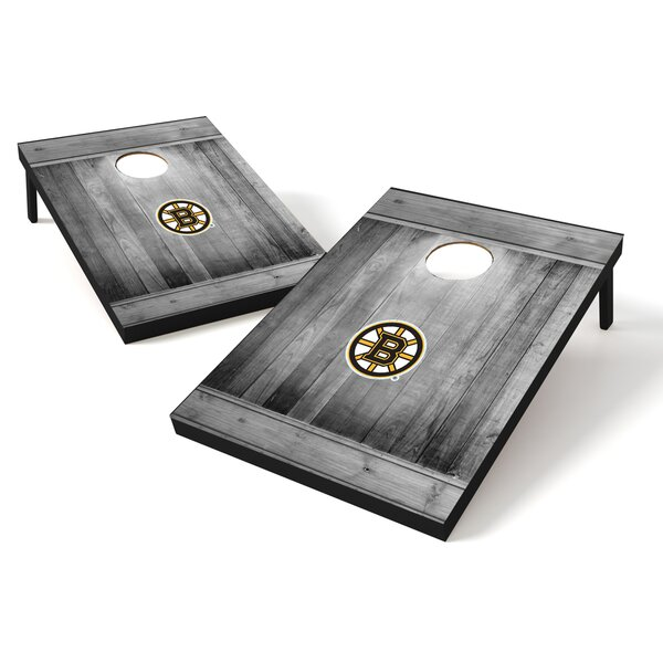 NHL Cornhole (Set of 2) by Wild Sports