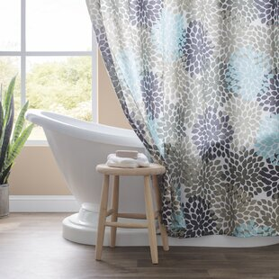 Reviews Charlotte Shower Curtain By Famous Home Fashions