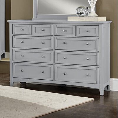 Darby Home Cogastelum 8 Drawer Double Dresser Darby Home Co Color Urban Gray Dailymail