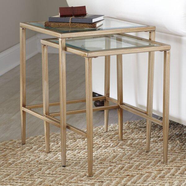 Nash Nesting Tables (Set of 2) by Birch Lane™