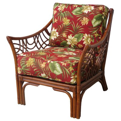 Rainey Armchair Body Fabric: Dare Laguna