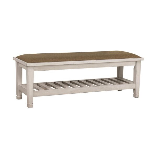 Friddle Storage Bench by Highland Dunes