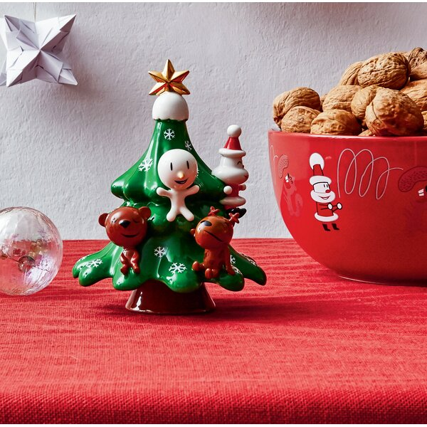 Xmas Friends Ornament by Alessi