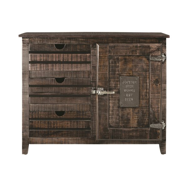 Deana 3 Drawer Accent Cabinet