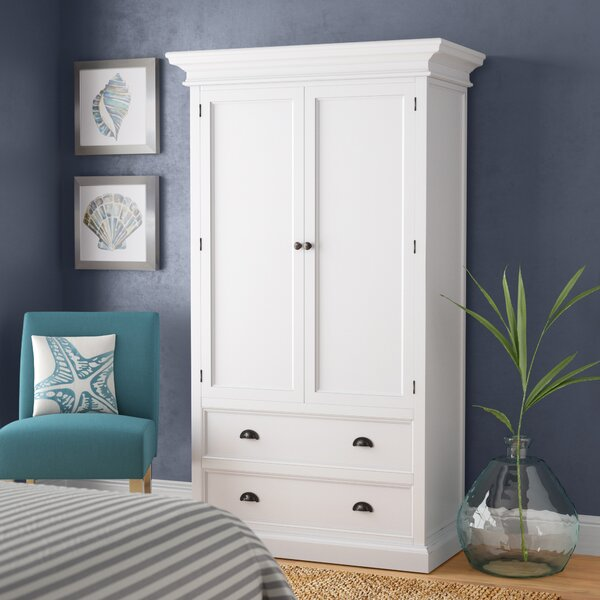 Sroda Armoire by Beachcrest Home Beachcrest Home
