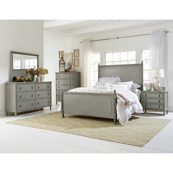 Bradninch Panel Configurable Bedroom Set by One Allium Way
