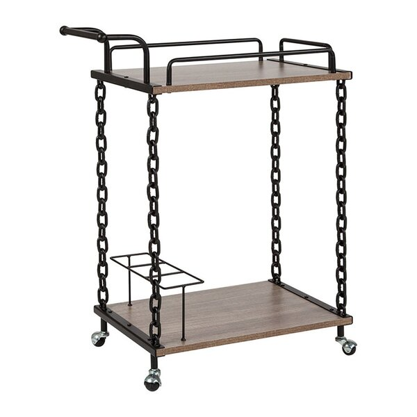 Cardinale Bar Cart by Williston Forge