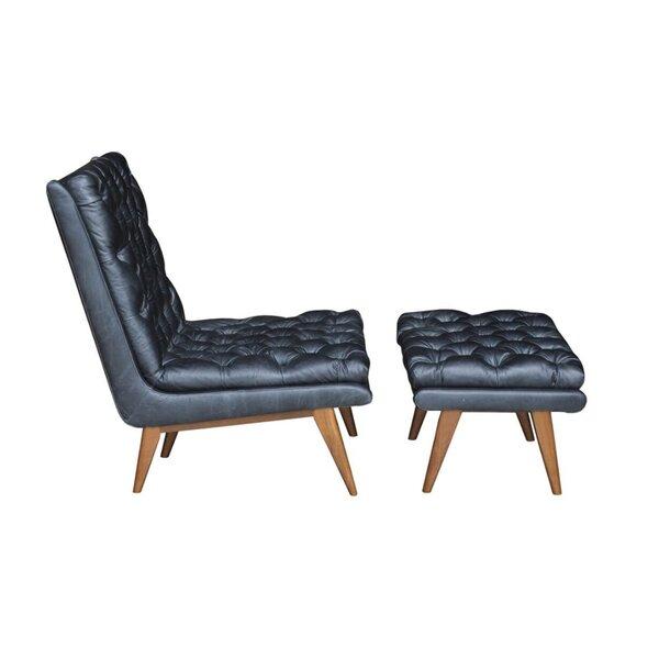 Amara Lounge Chair by Corrigan Studio