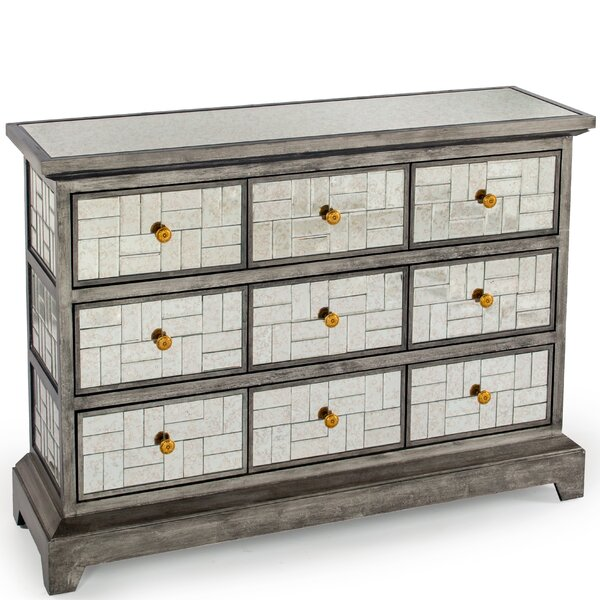 Mc Kenzie 9 Drawer Chest by Statements by J