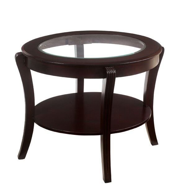 Garens End Table By Hokku Designs