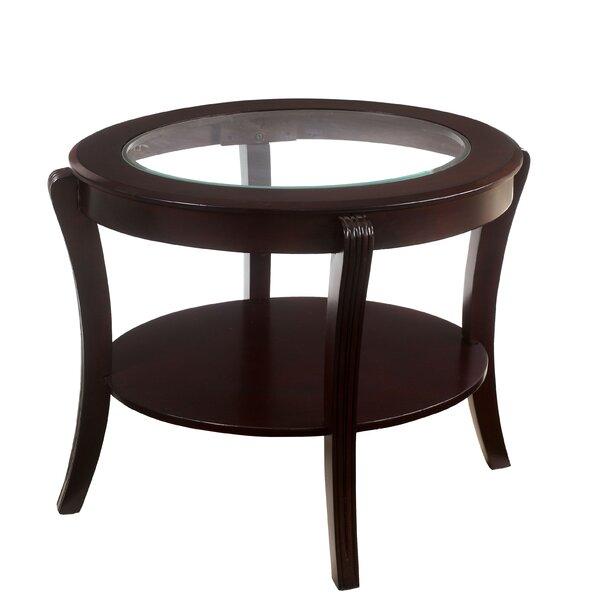 Garens End Table By Hokku Designs