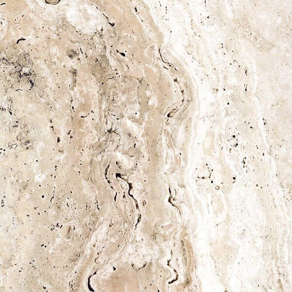 Pietra Roma 6 x 6 Porcelain Field Tile in Beige by Tesoro