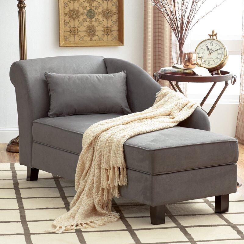 Three Posts Verona Chaise Lounge & Reviews   Wayfair