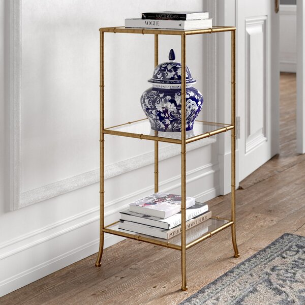 Henrietta Etagere Bookcase By Kelly Clarkson Home