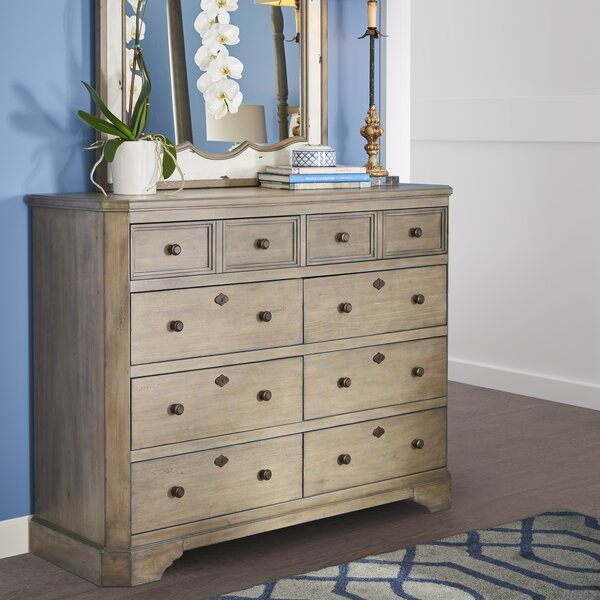 Donavan 8 Drawer Dresser by One Allium Way