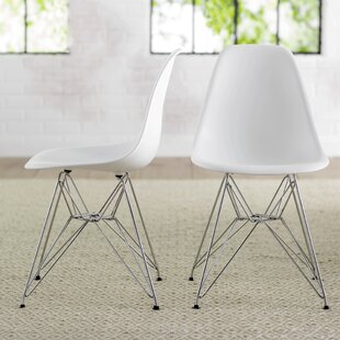 Reviews Brook Modern Dining Chair (Set of 2) By Langley Street