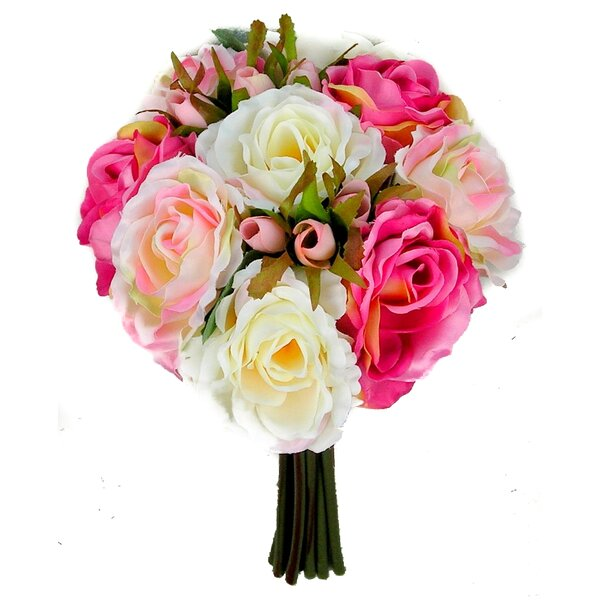 Rose Floral Arrangement by Willa Arlo Interiors