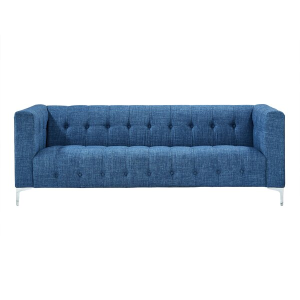 #2 Seurat Tufted Chesterfield Sofa By Inspired Home Co. Fresh