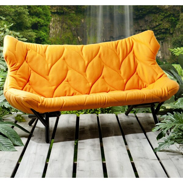 Get The Latest Foliage Loveseat by Kartell by Kartell