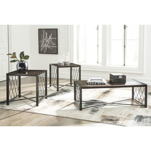 Find Grimsley 3 Piece Coffee Table Set By Williston Forge