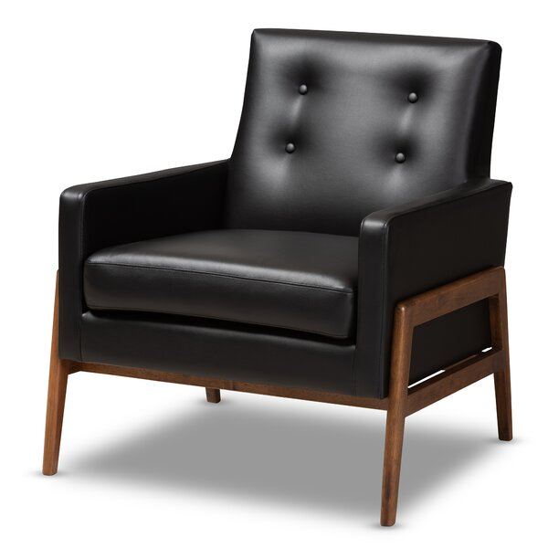 Alessandro Club Chair by Langley Street