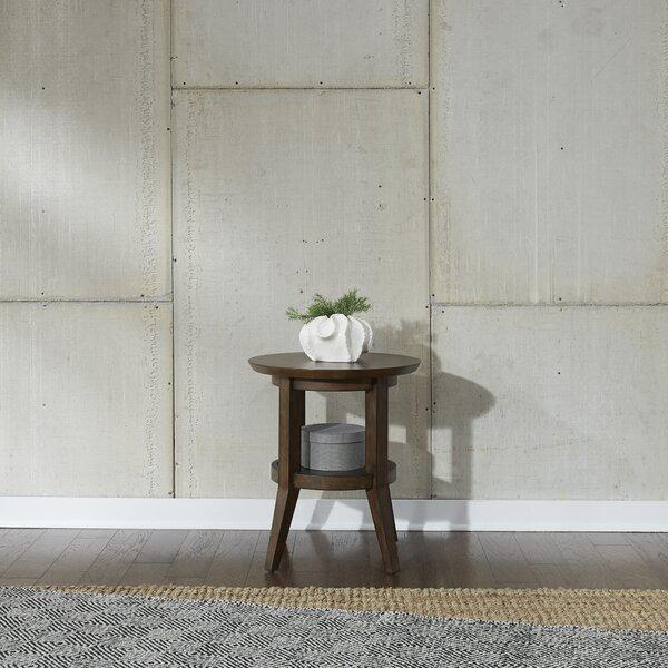 Schacht End Table by Brayden Studio