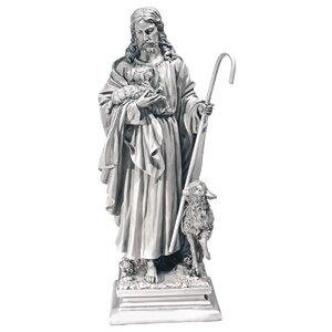 Jesus The Good Shepherd Garden Statue