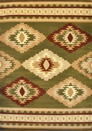 Esma Sage Area Rug by Loon Peak