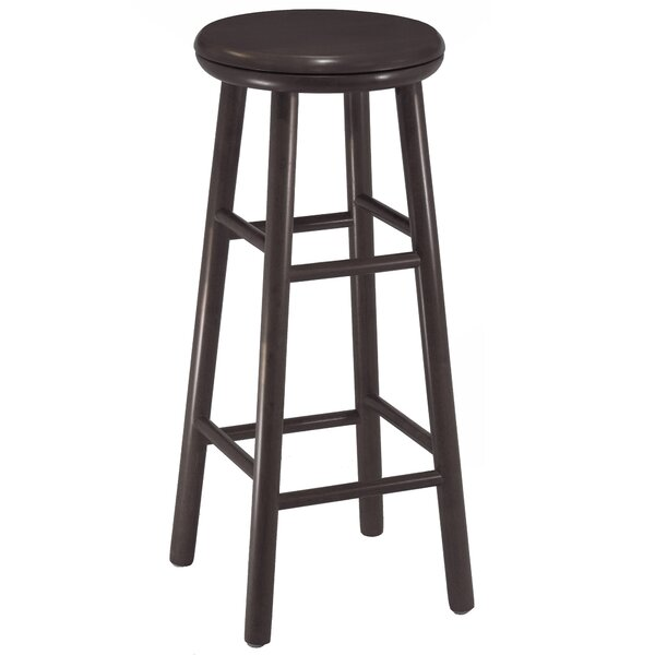 Flavio Swivel Bar Stool by Red Barrel Studio Red Barrel Studio