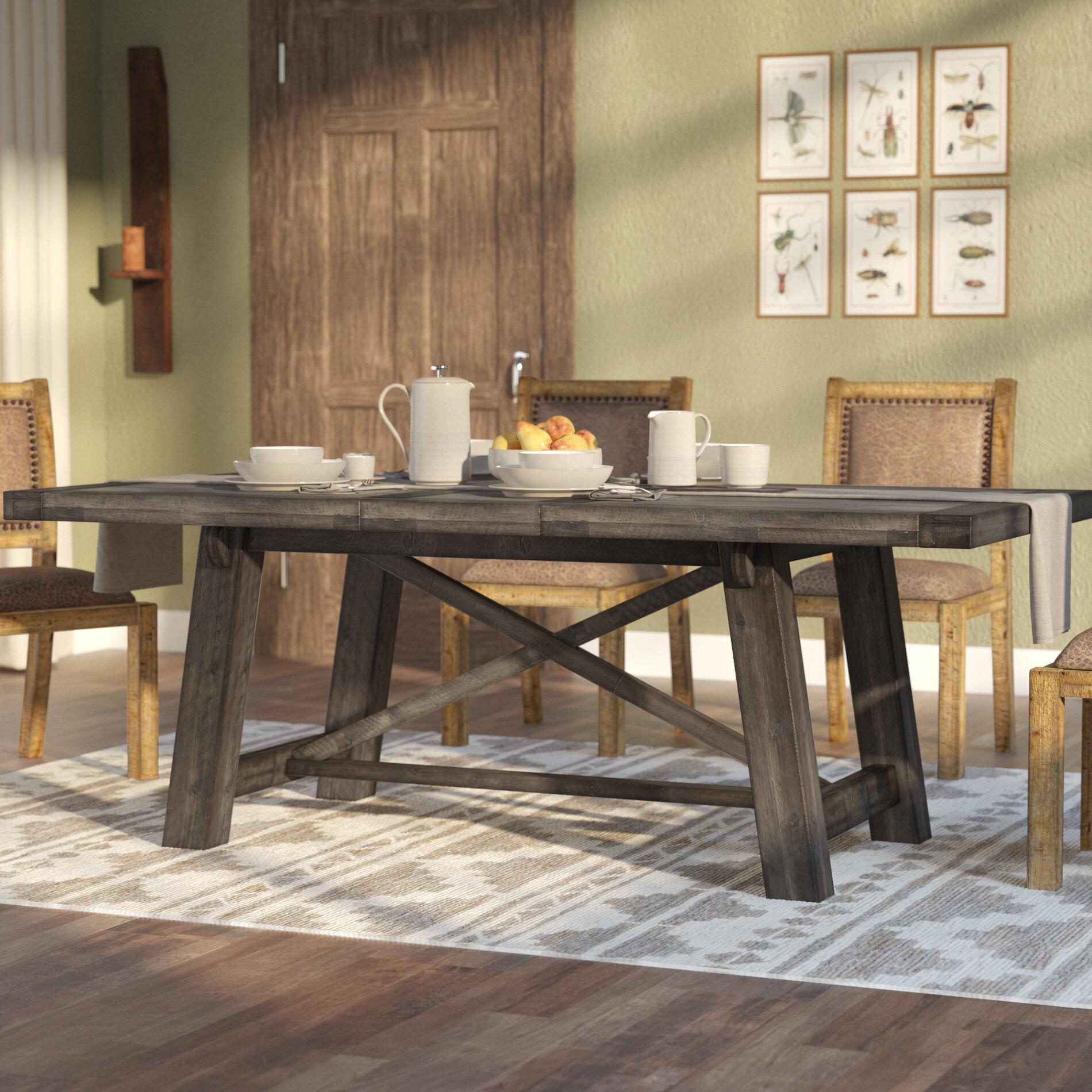 Genial Laurel Foundry Modern Farmhouse Colborne Extendable Dining Table U0026 Reviews  | Wayfair