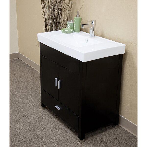Ramsey 32 Single Bathroom Vanity Set by Bellaterra Home