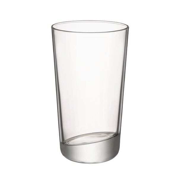 Aula 14.5 Oz. Cooler Glass (Set of 4) by Greyleigh