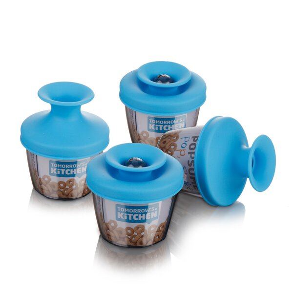Kennemer Toddler 4 Container Food Storage Set (Set of 4) by Symple Stuff