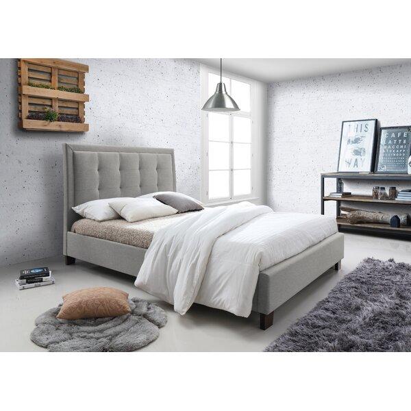 Lazaro Upholstered Platform Bed by Alcott Hill