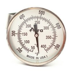 Temperature Gauge Thermometer by Aura Outdoor Products